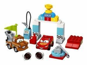 LEGO DUPLO Cars (10924). Il giorno della gara di Saetta McQueen - 3