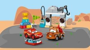 LEGO DUPLO Cars (10924). Il giorno della gara di Saetta McQueen - 5