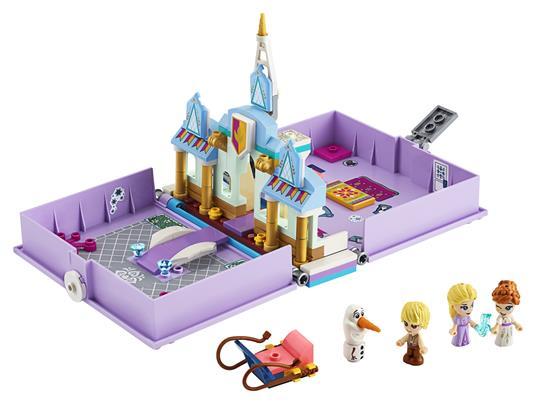 LEGO Disney Princess (43175). Il libro delle fiabe di Anna ed Elsa - 5
