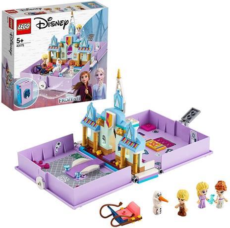 LEGO Disney Princess (43175). Il libro delle fiabe di Anna ed Elsa - 3