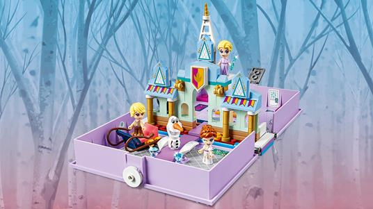 LEGO Disney Princess (43175). Il libro delle fiabe di Anna ed Elsa - 6