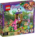 LEGO Friends (41422). La casetta sull'albero del panda