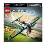 LEGO Technic (42117). Aereo da competizione