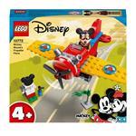 LEGO 4+ (10772). L'aereo a elica di Topolino