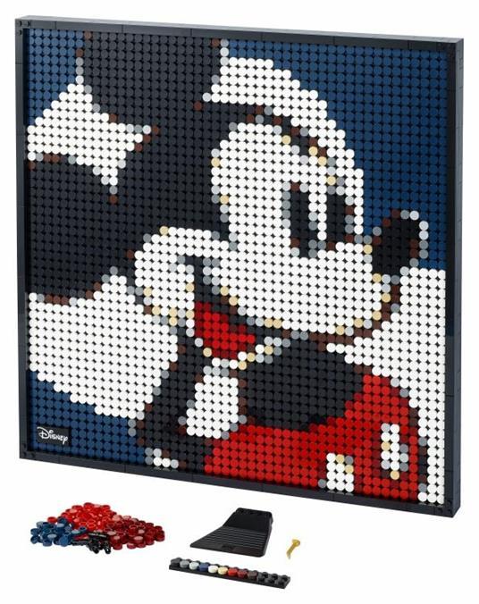 LEGO ART (31202). Disney's Mickey Mouse - 2
