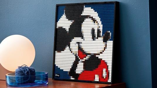 LEGO ART (31202). Disney's Mickey Mouse - 4