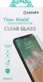 eSTUFF ES501500 protezione per schermo Pellicola proteggischermo trasparente Telefono cellulare/smartphone Apple 1 pezzo(i)