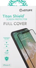 eSTUFF ES501510 protezione per schermo Pellicola proteggischermo trasparente Telefono cellulare/smartphone Apple 1 pezzo(i)