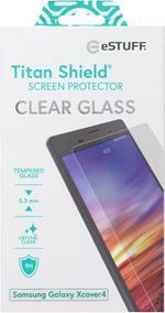 eSTUFF Samsung Galaxy Xcover 4 Clear Pellicola proteggischermo trasparente Telefono cellulare/smartphone 1 pezzo(i)