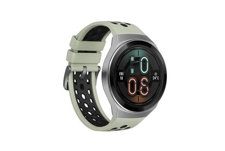 """Huawei WATCH GT 2e AMOLED 3,53 cm (1.39"""") 46 mm Argento GPS (satellitare)"""