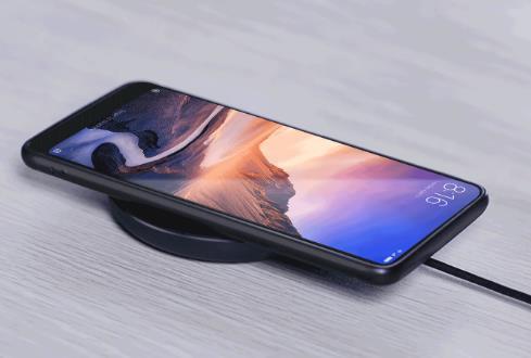 Xiaomi Wireless Charging Pad Interno Nero - 2