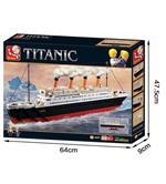 Rms Titanic (1012Pcs). Sluban (M38-B0577)