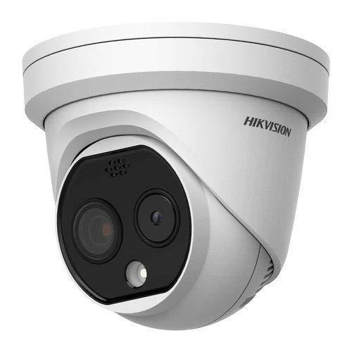 Hikvision Digital Technology DS-2TD1217B-6/PA telecamera di sorveglianza Telecamera di sicurezza IP Interno e esterno Cupola Soffitto 2688 x 1520 Pixel