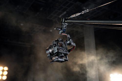 DJI RS 2 Stabilizzatore d'immagine Nero - 11