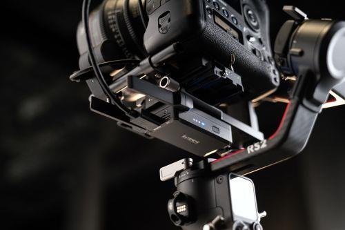 DJI RS 2 Stabilizzatore d'immagine Nero - 16