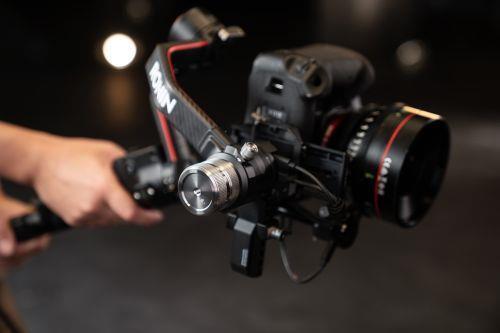 DJI RS 2 Stabilizzatore d'immagine Nero - 7