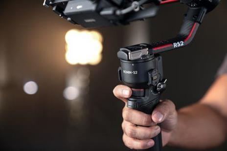 DJI RS 2 Stabilizzatore d'immagine Nero - 10