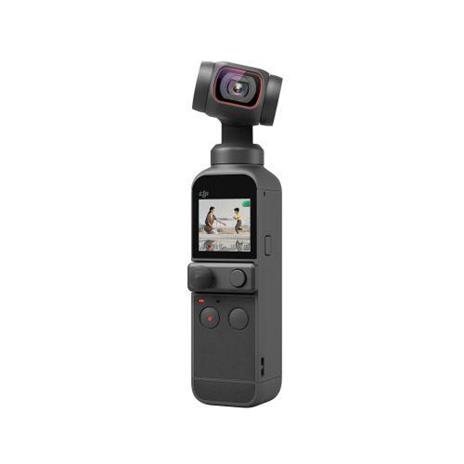 DJI Pocket 2 Creator Combo fotocamera a sospensione cardanica 2K Ultra HD 64 MP Nero - 5