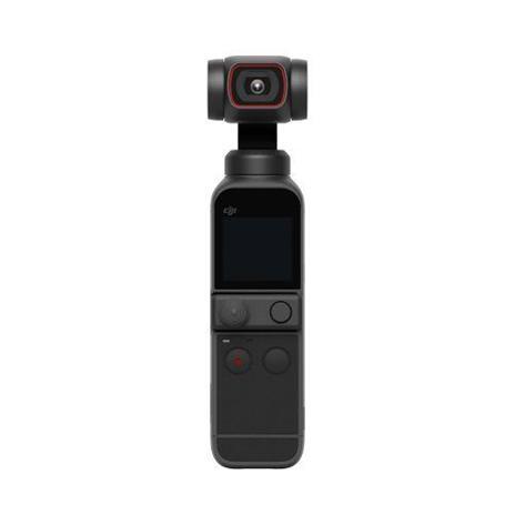 DJI Pocket 2 fotocamera a sospensione cardanica 4K Ultra HD 64 MP Nero