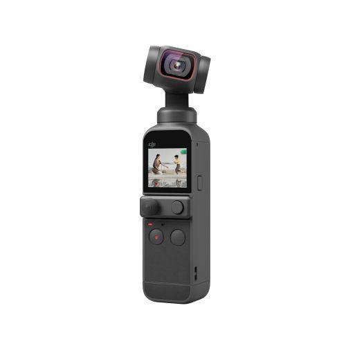 DJI Pocket 2 fotocamera a sospensione cardanica 4K Ultra HD 64 MP Nero - 4