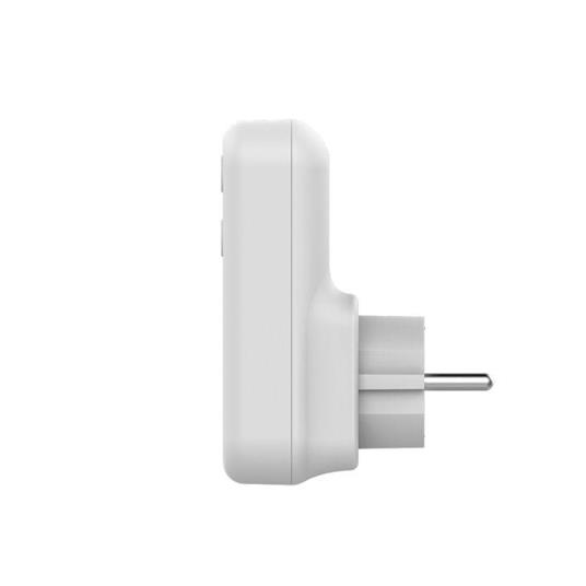 EZVIZ T31 PRESA INTELLIGENTE 16A WiFi CONTROLLED COLORE GREY - 8