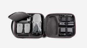 PGYTECH P-HA-031 custodia per drone con telecamera Custodia rigida Nero EVA, Poliuretano - 2
