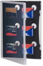 Gepe Card Safe Store CF Trasparente