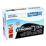 RAPID Punti metallici Super Strong 73/6 24890200