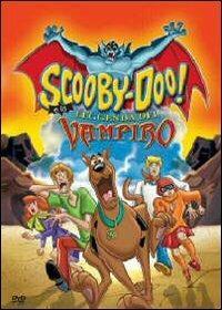 Scooby-Doo e la leggenda del vampiro di Scott Jeralds - DVD