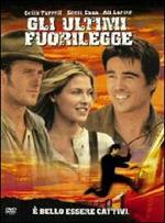 Gli ultimi fuorilegge (DVD)