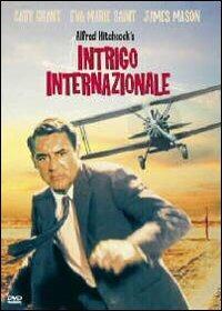 Intrigo internazionale di Alfred Hitchcock - DVD