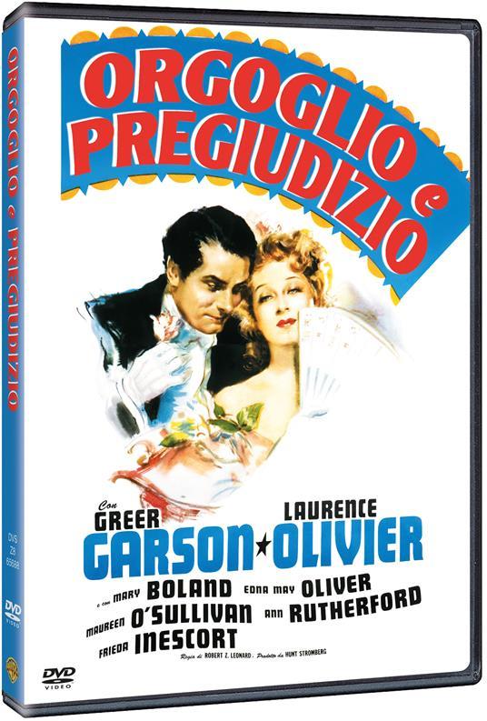 Orgoglio e pregiudizio di Robert Zigler Leonard - DVD