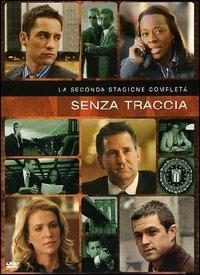 Senza traccia. Stagione 2 (4 DVD) - DVD