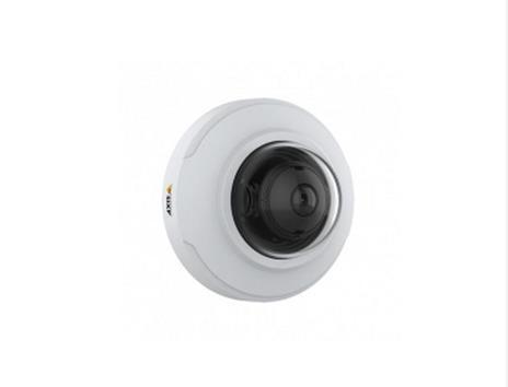 Axis 01707-001 telecamera di sorveglianza Telecamera di sicurezza IP Interno Cupola Soffitto 1920 x 1080 Pixel - 4