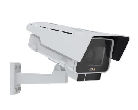 Axis P1378-LE Telecamera di sicurezza IP Esterno Scatola Soffitto/muro 3840 x 2160 Pixel