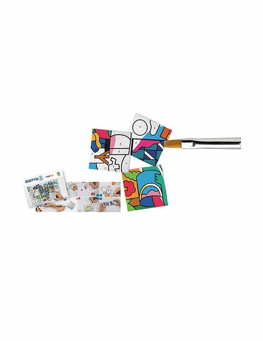 Puzzle da colorare Giotto Art Lab Color&Puzzle - 2