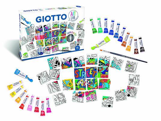 Puzzle da colorare Giotto Art Lab Color&Puzzle - 3