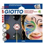 Ombretti cremosi Giotto. Scatola 6 colori glamour assortiti