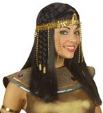 Copricapo Da Egiziana Con Perline In Pai