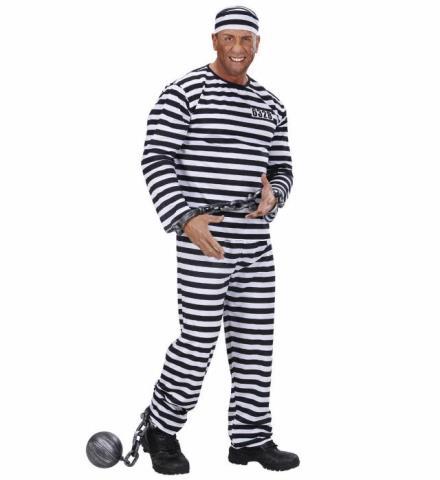 Vestito Carcerato M 50/52
