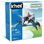 K-Nex. Stealth Plane Building Set