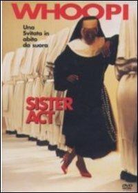 Sister Act. Una svitata in abito da suora di Emile Ardolino - DVD