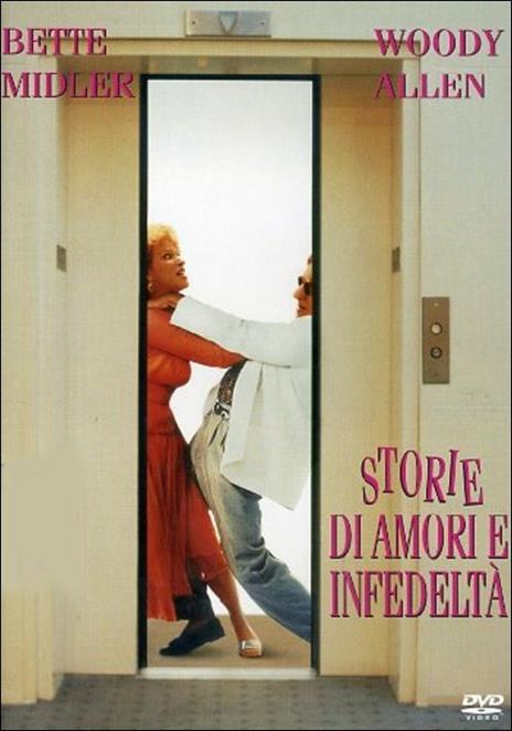 Storie di amori e infedeltà di Paul Mazursky - DVD