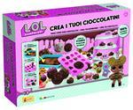 Lisciani LOL Surprise Crea i Tuoi Cioccolatini