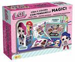 LOL Surprise! Crea E Colora Con Pennarelli Magici