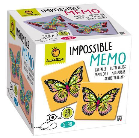 Impossible memo. Memogame