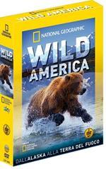 Wild America. National Geographic (2 DVD)