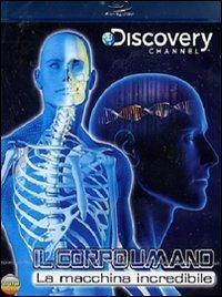 Il corpo umano. La macchina incredibile - Blu-ray
