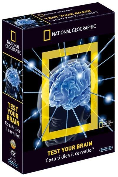 Test Your Brain. Cosa ti dice il cervello? - DVD