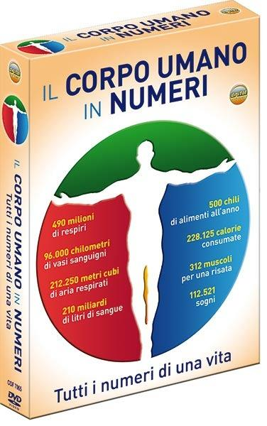 Il corpo umano in numeri (2 DVD) - DVD
